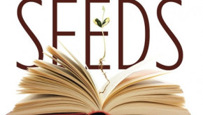 "Book Cover imagery from ""Seeds"" by Richard Horan"