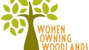 Tree logo for Women Owning Woodlands