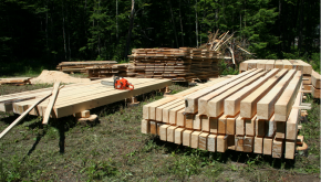 Portable Sawmilling