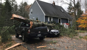 Storm damage can be dangerous to clean up