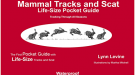 Cover image for Mammal Tracks and Scat: Life-Size Pocket Guide by Lynn Levine