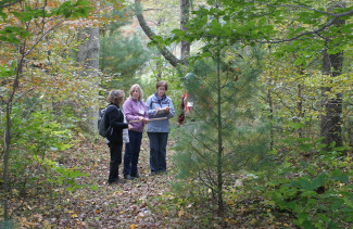 Women and their Woods Educational Retreat
