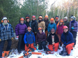 Women's Chainsaw Safety - Bridgton, ME