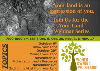 Your Land webinar series